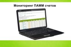 Мониторинг Памм-счетов