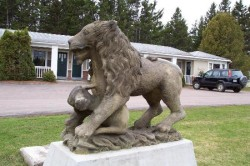 Lionstone - символ брокерской компании