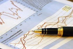 Графики рынка ценных бумаг