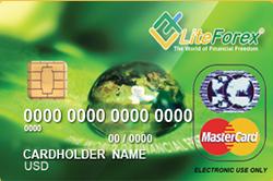 Карточка Liteforex